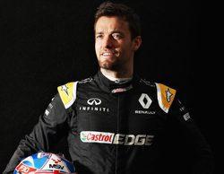 """Jolyon Palmer: """"Ayer el coche lo sentí mucho mejor y era mucho más rápido"""""""