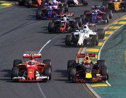 Sebastian Vettel saca las uñas y logra una increíble victoria en el GP de Australia 2017