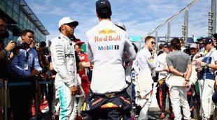 """Daniel Ricciardo: """"No ha sido el fin de semana que quería en casa"""""""