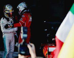 """Lewis Hamilton: """"Tras la salida tuve problemas de adherencia"""""""