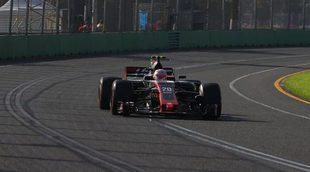 """Romain Grosjean: """"Creo que el coche tiene mucho potencial"""""""
