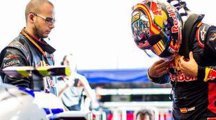 """Carlos Sainz: """"Estoy contento al haber terminado octavo"""""""