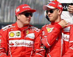 Kimi Räikkönen cree que podrá luchar por las victorias con Vettel