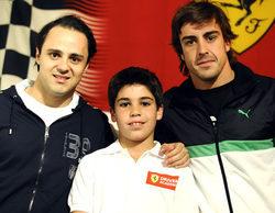"""Felipe Massa: """"Por supuesto que Stroll va a mejorar durante el campeonato"""""""