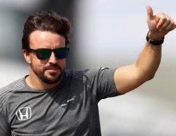 """Fernando Alonso: """"El año pasado podías ir tomando un café en el coche"""""""