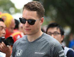 """Stoffel Vandoorne, sobre el GP de China: """"También será un fin de semana complicado"""""""