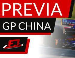 Previa GP China 2017