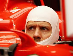 Sebastian Vettel lidera unos ajetreados Libres 3 del GP de China