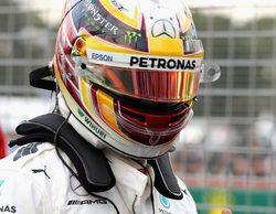 """Lewis Hamilton: """"La mejor forma de competir es rueda a rueda, ojalá pase con Vettel"""""""