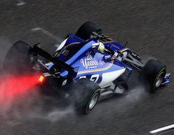 """Ericsson: """"Esperemos que las condiciones climáticas sean mejores durante el resto del GP"""""""