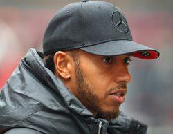 Lewis Hamilton se lleva una reñida pole del GP de China