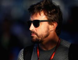 """Fernando Alonso: """"Las predicciones eran más pesimistas, estar luchando con Sauber"""""""