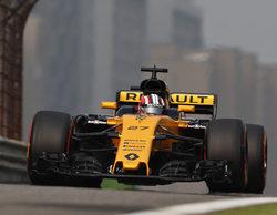 """Hülkenberg satisfecho en China: """"Tal vez esta pista se adapta a nuestro coche un poco mejor"""""""