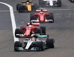 Lewis Hamilton domina y lidera de inicio a fin el GP de China 2017
