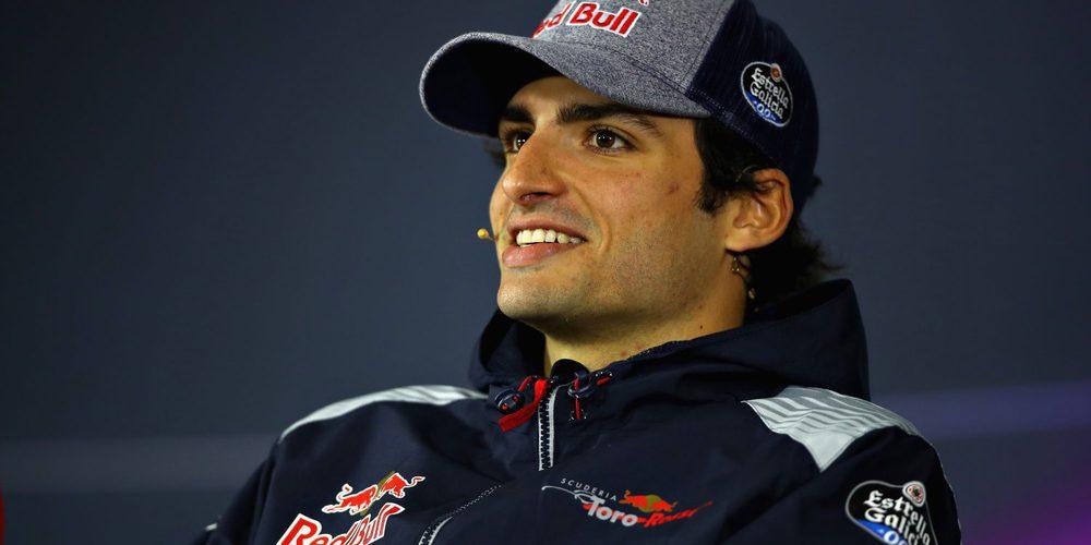 """Carlos Sainz: """"Fue una carrera increíble, me sentí muy cómodo con el coche"""""""