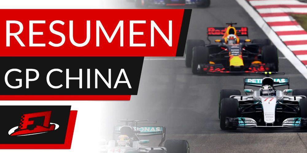 Resumen GP China 2017