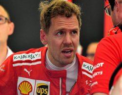 Sebastian Vettel comanda una segunda sesión de Libres marcada por la falta de fiabilidad