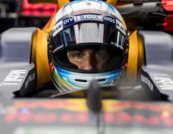 "Daniel Ricciardo: ""Parece que tenemos un ritmo bastante competitivo"""