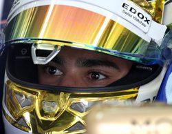 """Pascal Wehrlein: """"Feliz por estar de vuelta, me siento cómodo con el coche"""""""
