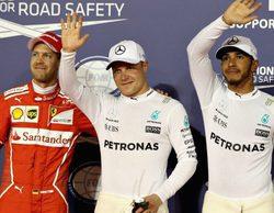 """Valtteri Bottas: """"Estoy muy contento con mi primera pole en F1"""""""