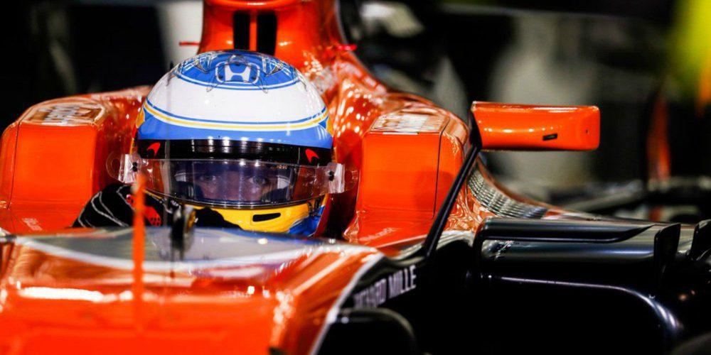 """Fernando Alonso: """"Seguimos sin tener un motor para luchar contra los primeros"""""""