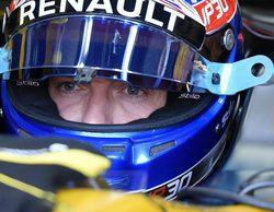 """Jolyon Palmer: """"Fue una carrera difícil porque aún nos falta rendimiento"""""""
