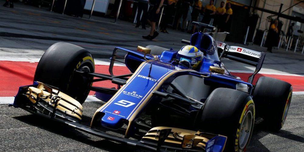 """Marcus Ericsson: """"Ha sido un gran día de test, hemos progresado"""""""