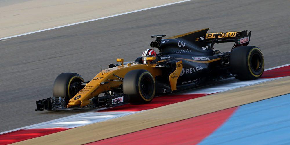 """Nico Hülkenberg, contento con el progreso de Renault: """"Todo lo que pusimos en el coche funciona"""""""