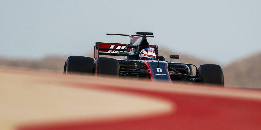"""Romain Grosjean: """"Pudimos probar casi todo lo que habíamos planeado"""""""