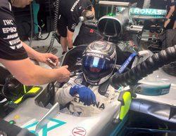 Valtteri Bottas, al frente en la segunda y última jornada de test en Baréin