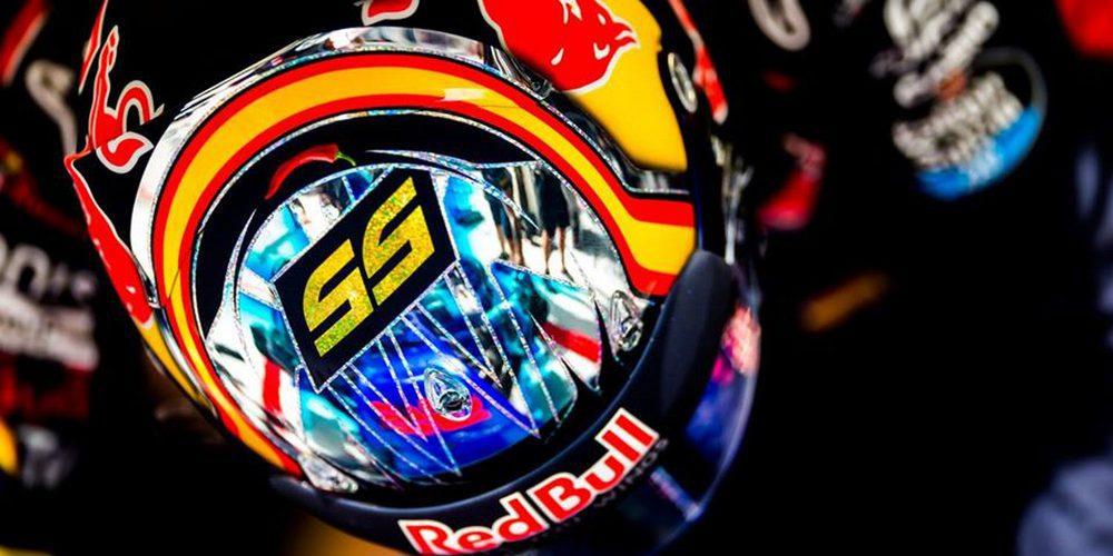 """Carlos Sainz acaba 3º y con 68 vueltas: """"Probar tantas piezas era justo lo que necesitábamos"""""""