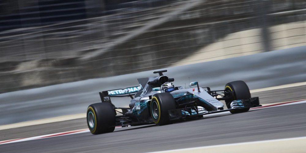 """Valtteri Bottas: """"El ritmo en tanda larga fue en parte el problema que tuvimos con Ferrari el domingo"""""""