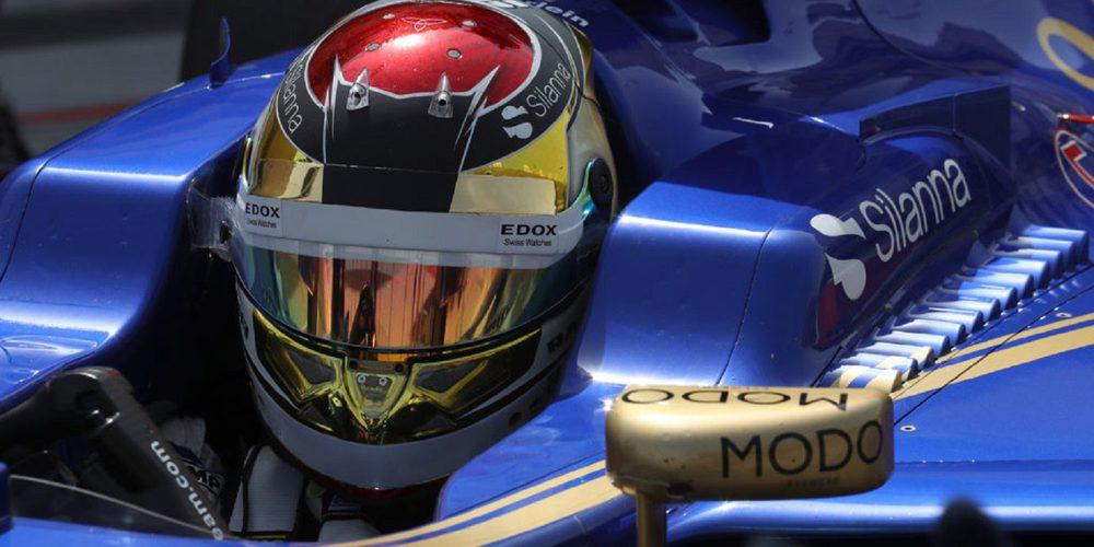 """Pascal Wehrlein: """"Fui capaz de obtener experiencia con el coche"""""""