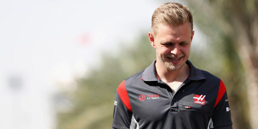 """Kevin Magnussen: """"Fue un día productivo, habrá material interesante para las próximas carreras"""""""
