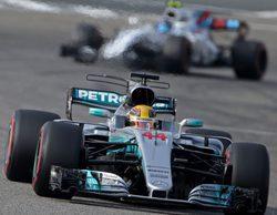 Lewis Hamilton desea que Mclaren y Williams vuelvan a los puestos de cabeza