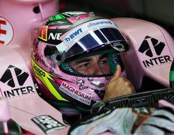 """Fernley: """"Pérez tiene una gran tenacidad, como Fernando Alonso"""""""