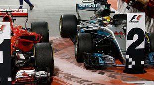 """Toto Wolff: """"Si tienes el coche y dos pilotos capaces de ganar pero no se materializa, es doloroso"""""""