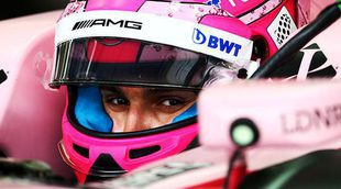 """Esteban Ocon, 10º en las tres primeras carreras: """"No es suficiente, ¡quiero más!"""""""