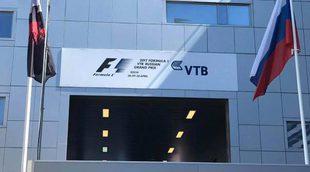 GP de Rusia 2017: Libres 1 en directo