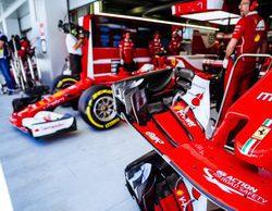 Sebastian Vettel termina al frente en los Libres 2 del GP de Rusia 2017