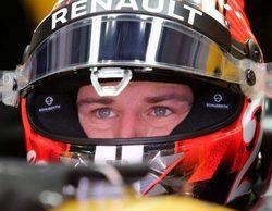 """Nico Hülkenberg: """"La carrera nos mostrará dónde estamos"""""""
