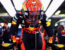 """Max Verstappen quinto: """"La salida fue importante y ya después terminó la acción"""""""