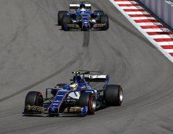 "Marcus Ericsson: ""Hoy hemos dado un paso hacia atrás respecto al resto del fin de semana"""