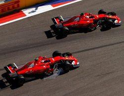 """Sebastian Vettel segundo: """"Estamos aquí para ganar, pero podemos aprender y mejorar"""""""