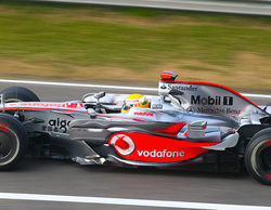"""Lewis Hamilton: """"McLaren tiene un hueco en mi corazón, estoy seguro de que evolucionarán"""""""