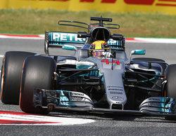 """Lewis Hamilton: """"Ha sido un comienzo de fin de semana mucho mejor que el de Sochi"""""""