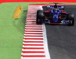 """Carlos Sainz: """"Las condiciones de pista nos han sorprendido"""""""