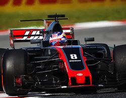 """Romain Grosjean: """"Si acertamos con los neumáticos podemos ganar mucho tiempo en la vuelta"""""""