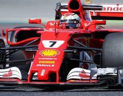 Kimi Räikkönen encara la clasificación liderando los Libres 3 del GP de España 2017