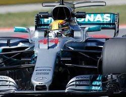 Lewis Hamilton afila el martillo y firma la pole del GP de España 2017
